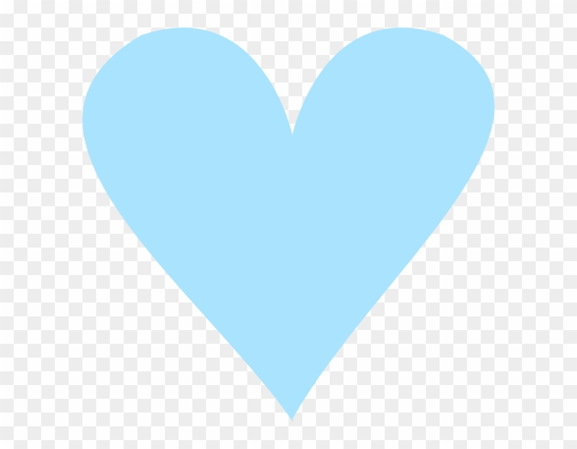 Teal Heart Clip Art At Clkercom Vector Online - Clip Art #91226