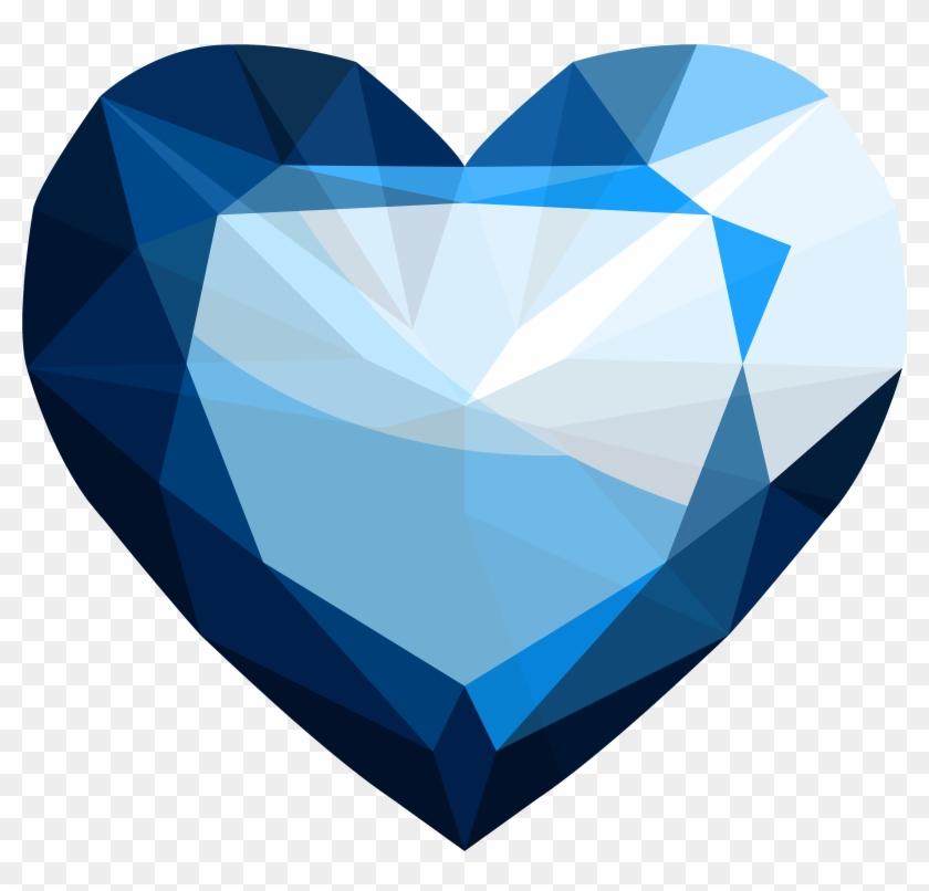 Sapphire Heart - Sapphire Heart #91260