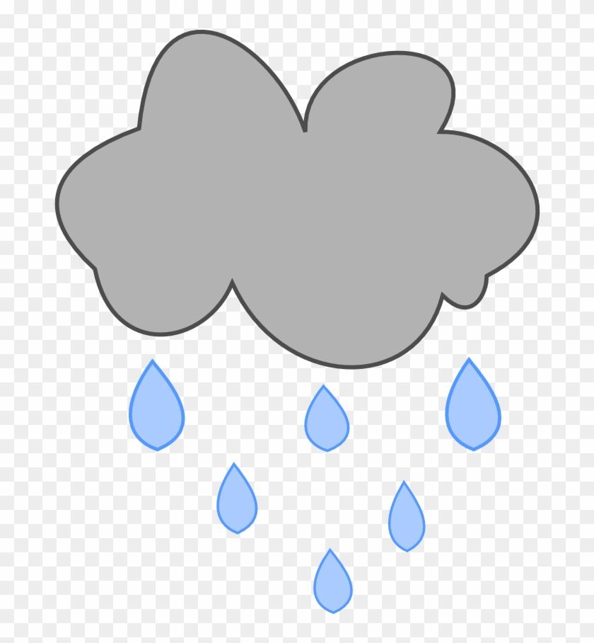 Cloud Rain Cutie Mark Crusaders Clip Art - Cloud Rain Cutie Mark Crusaders Clip Art #91279