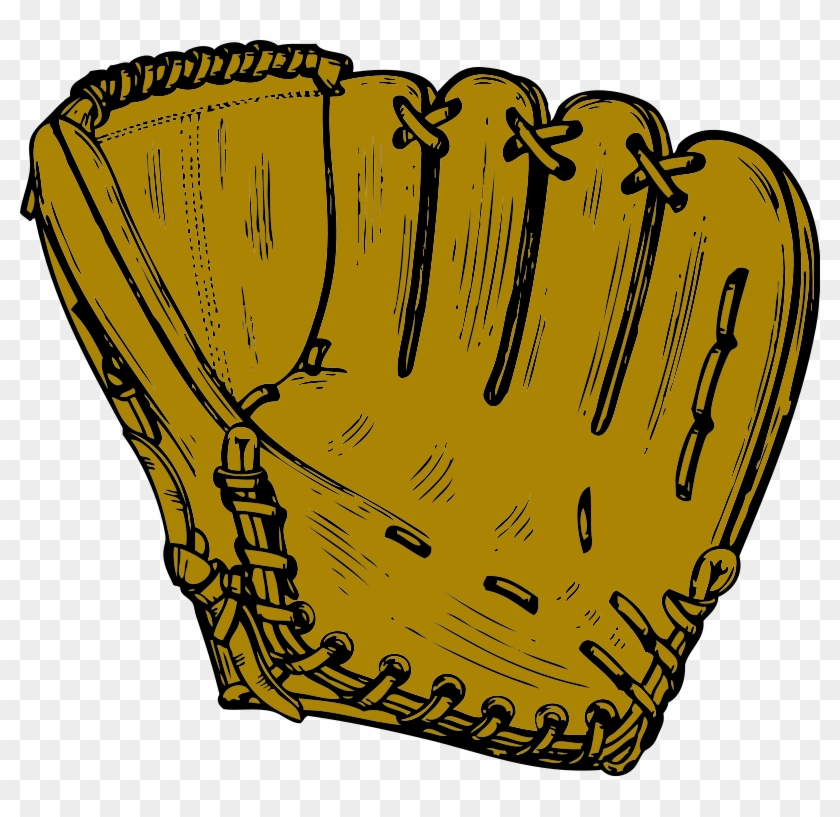 Baseball Clipart Transparent Background - Baseball Glove Clip Art #91310