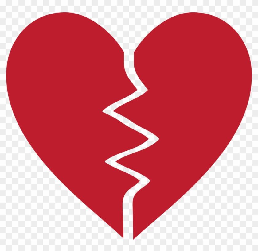 Broken Heart Cartoon - Heart Broken In 2 #91378