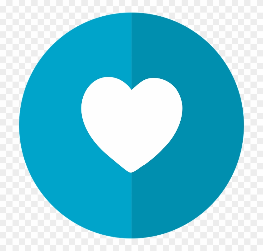 Heart Icon Heart Health Icon Heart Medical Icons - People Icon Blue Png #91392
