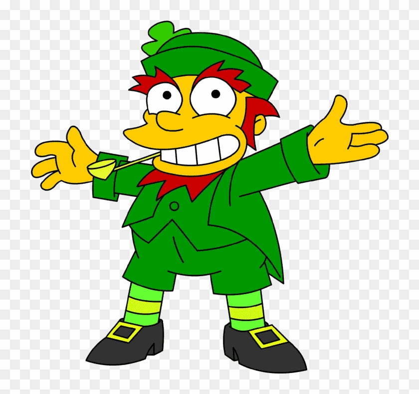 Tapped Out Wiki - Leprechaun Png #91404