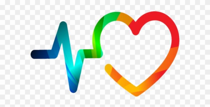 Health Heart Logo - Health And Wellness Clipart #91406