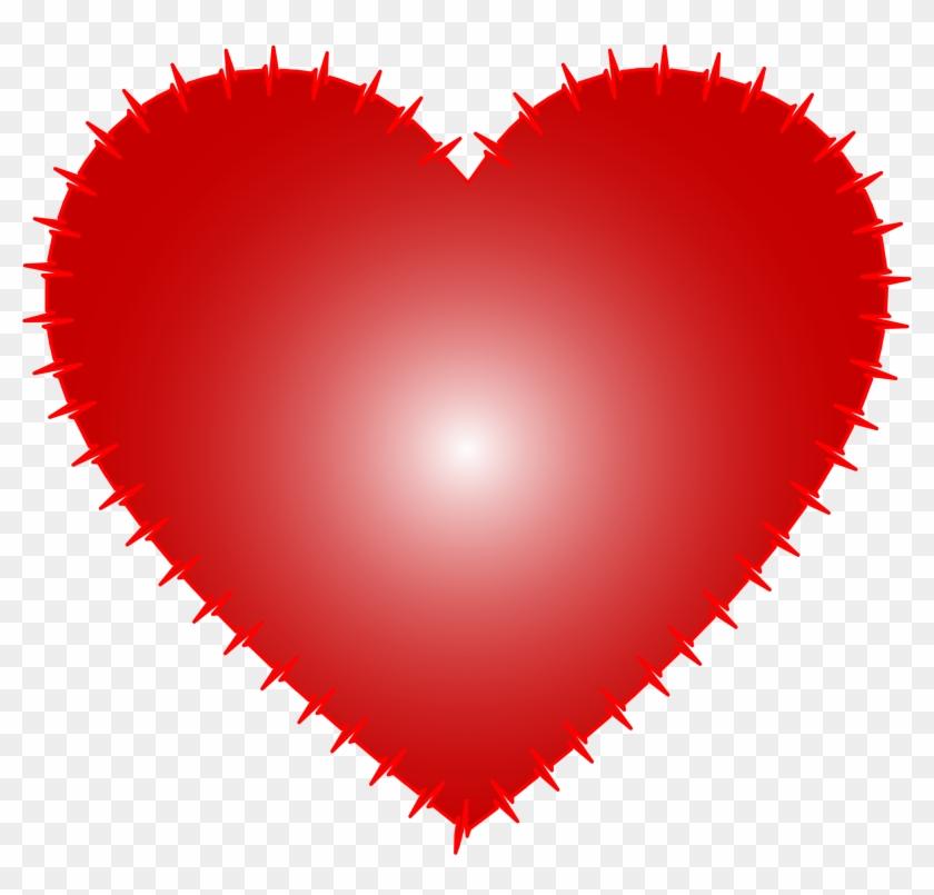 Heart Love First Aid Health Medical Medicine Icon - Heart #91418