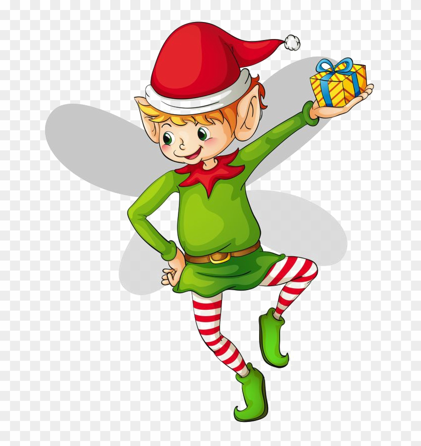 Elf Png Clipart - Elf With Transparent Background #91434