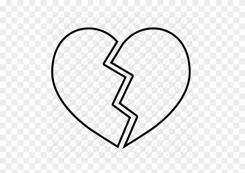 Broken - Broken Heart Svg Free #91490