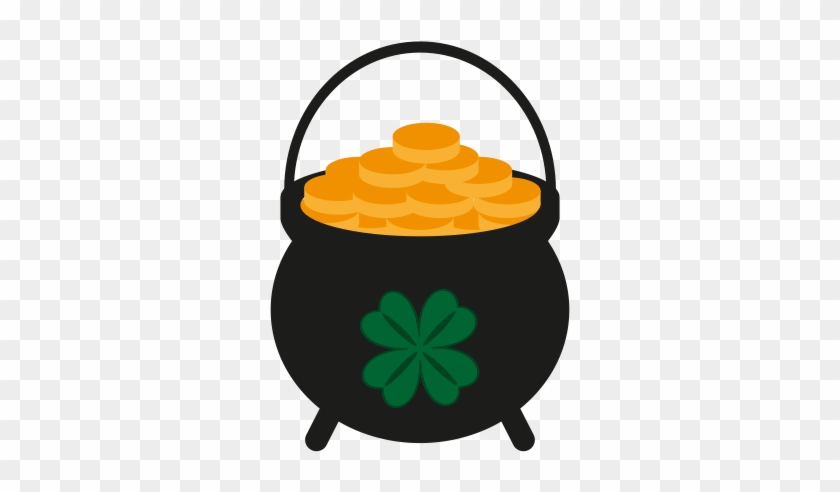 Size - Pot Of Gold Icon #91532