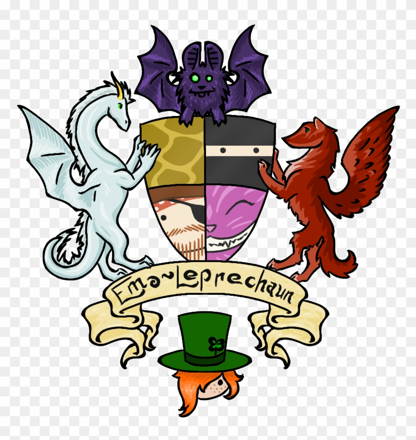 Emo-leprechaun's Profile Picture - Weirdest Coat Of Arms #91577