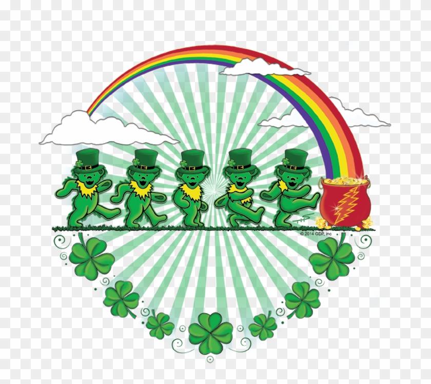 Leprechaundancingbears Little - Grateful Dead St Patrick's #91607