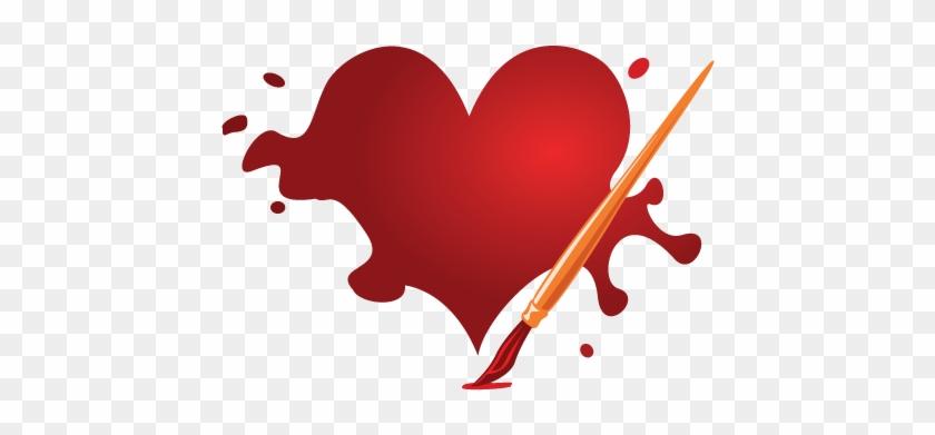 Heart Animation Desktop Wallpaper Clip Art De Coração Apaixonado