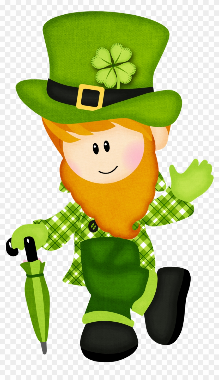 Luck Of The Irish Word Family Give Away - Saint Patricks Day Clipart #91675