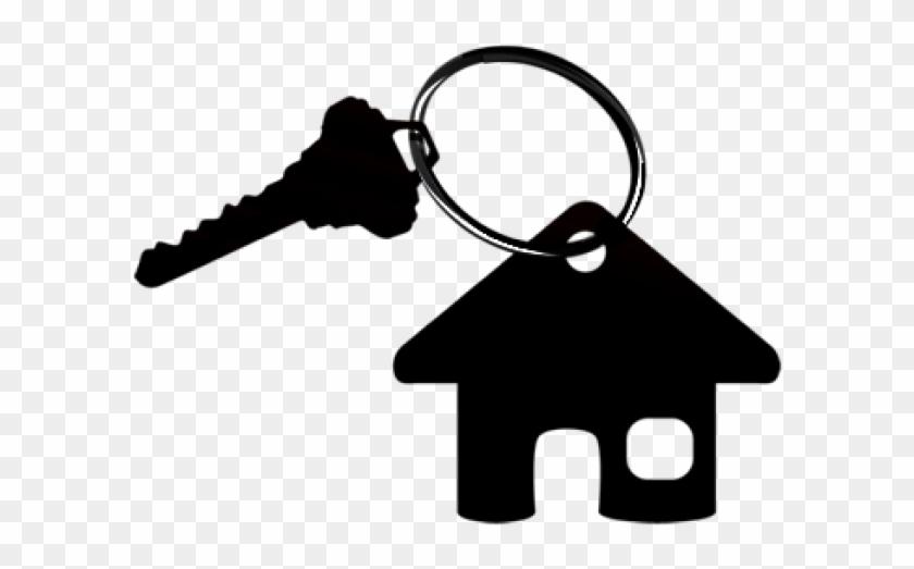 Key Clipart New Home - House Keys Clip Art #91789