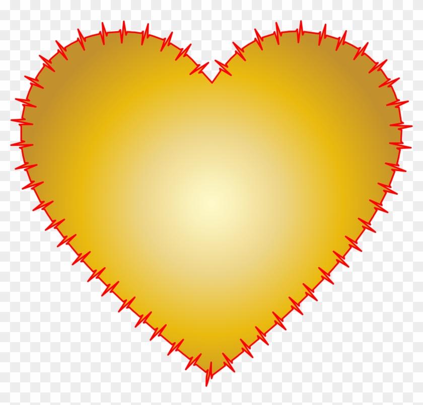 Big Image - Lgbt Pixel Heart #92059
