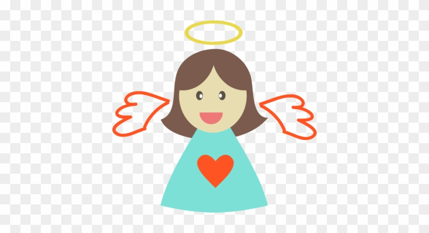 Cupid Heart Clipart - Little Angel Clipart #92208