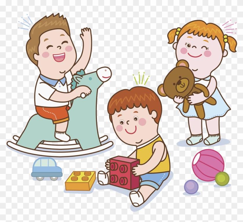 Blocks Free Child Clip Art - Blocks Free Child Clip Art #92429