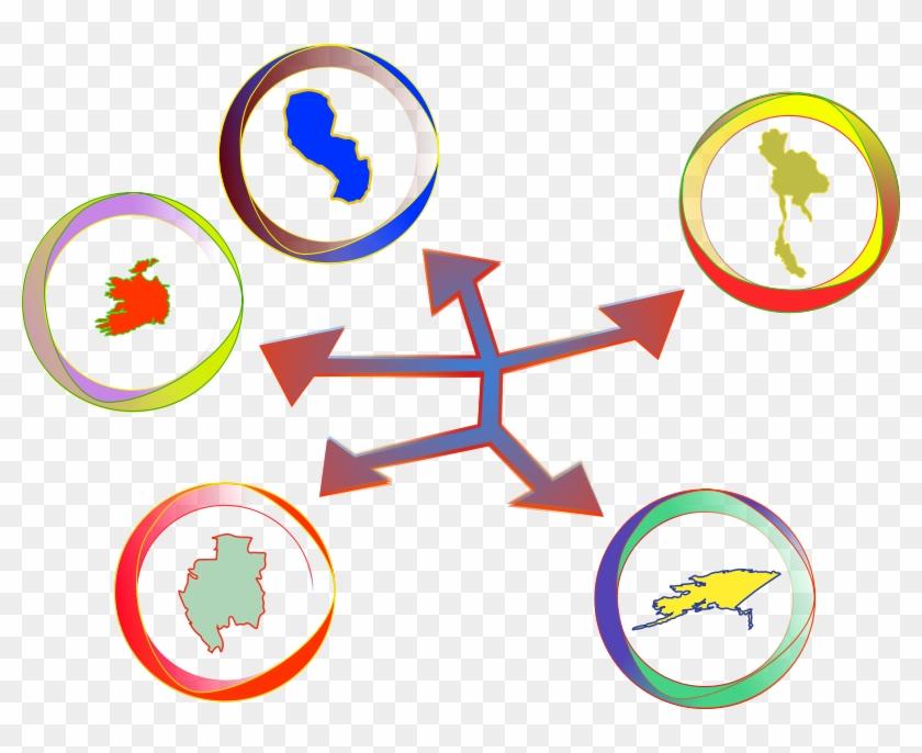 Free International Network Free International Network - Clip Art #92427