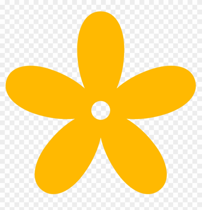 Images Yellow Flowers - Yellow Flower Clip Art Png #92473