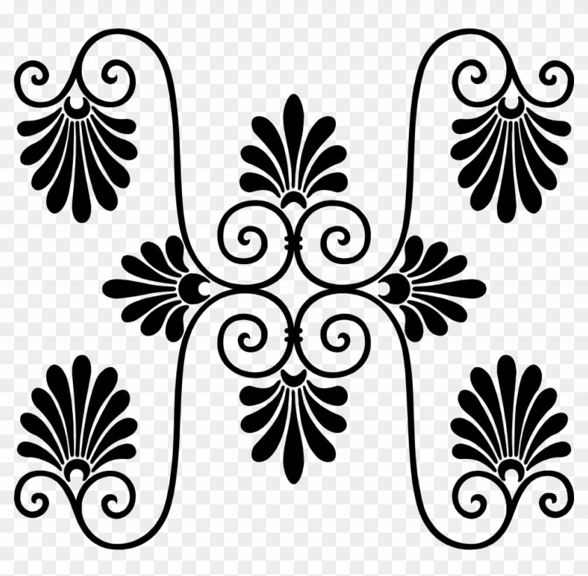 Wedding Program Clipart Graphic Design 121 Wedding - Art Deco Design Patterns #92485