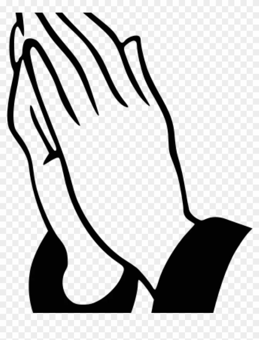 Praying Hands Clip Art Children Praying Hands Clipart - Praying Hands Clipart #92494