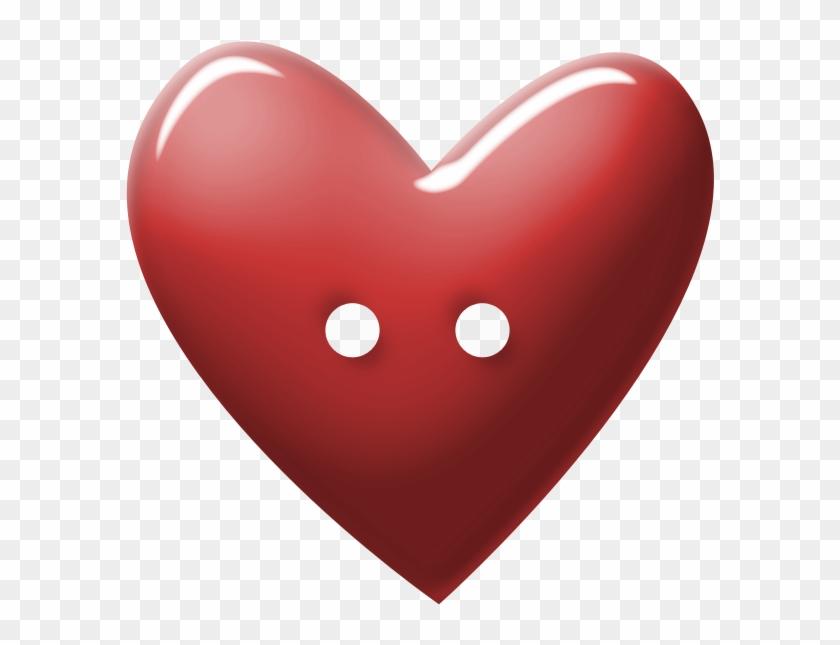 Nice Winter Clip Art - Heart #92667