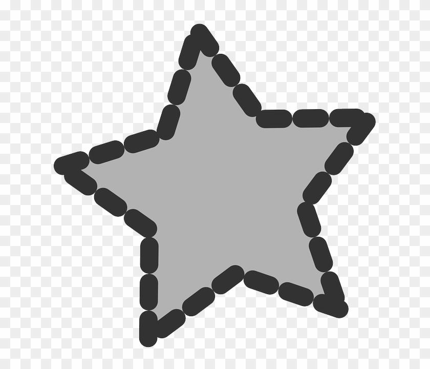 Flat, Star, Drawing, Vector, Shape, Draw, Program, - Clip Art #92726