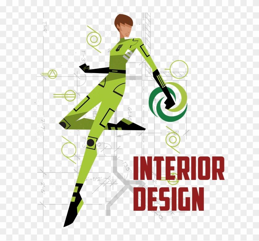 Bfa Program - Interior Design Cartoon #92804