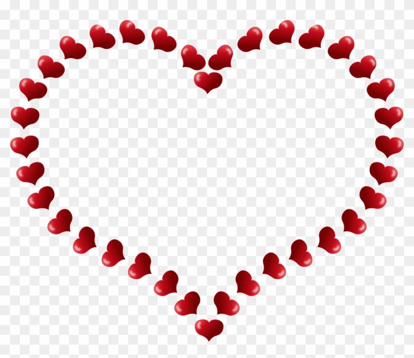 Hearts Hearts - Heart Clipart #92863