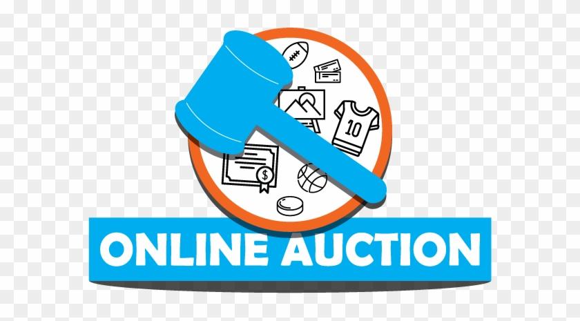 Metro Relief Is A Non-profit Organization That Serves - Online Auction Clipart #92924