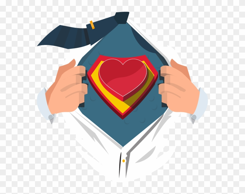 Have You Heard About The Super Silent Auction - Open Shirt Vector #92989