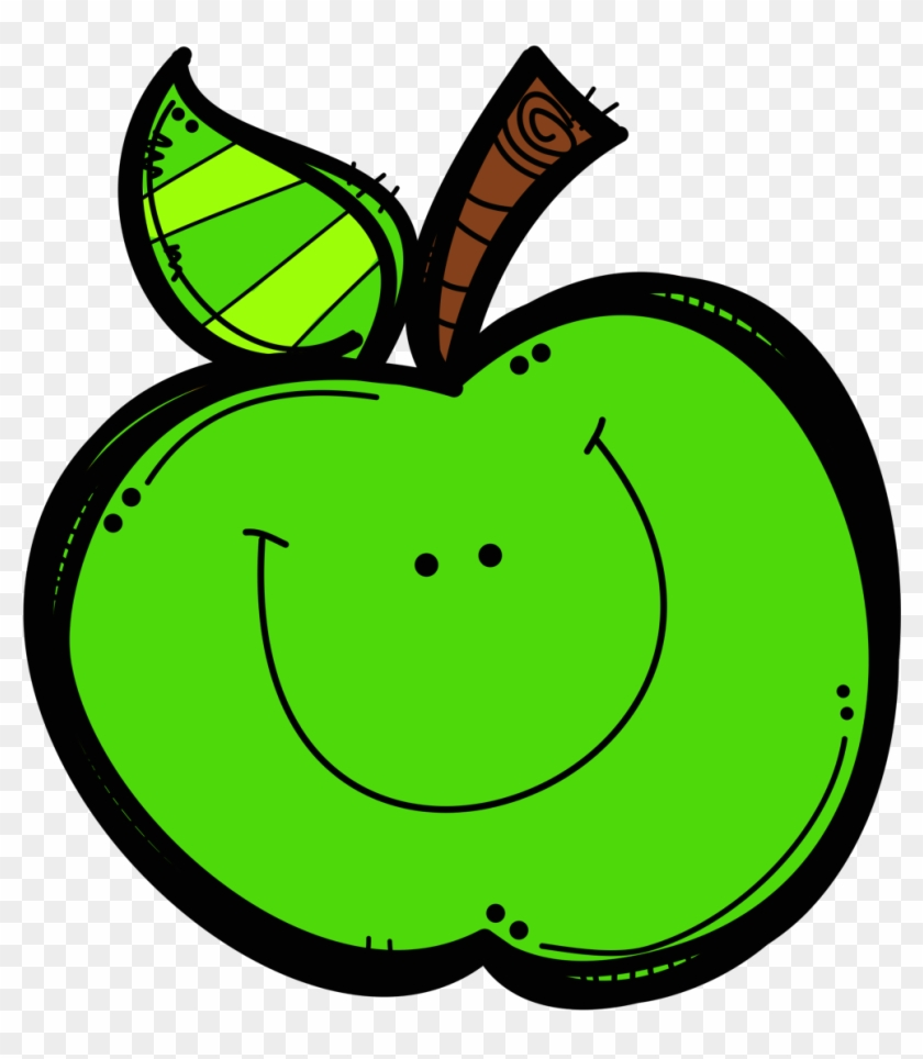 Happy Apple Clipart Clipground - School Apple Clipart #93021