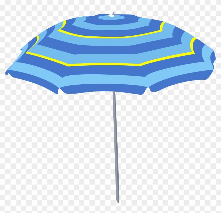 Download Dom Clipart - Beach Umbrella Clip Art #93053