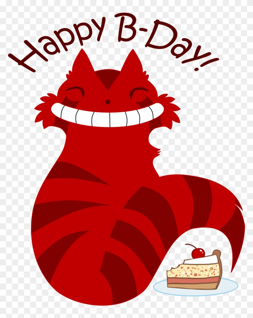 Clip Art Cat Happy Birthday Deviantart By Orb On - Happy Birthday Cat Clipart #93089