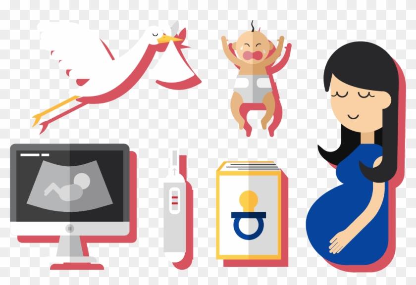 Mother Infant Clip Art - Infant #93099