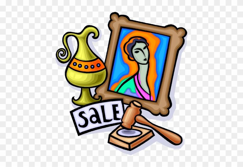 Silent Art Auction - Silent Auction Clip Art #93119