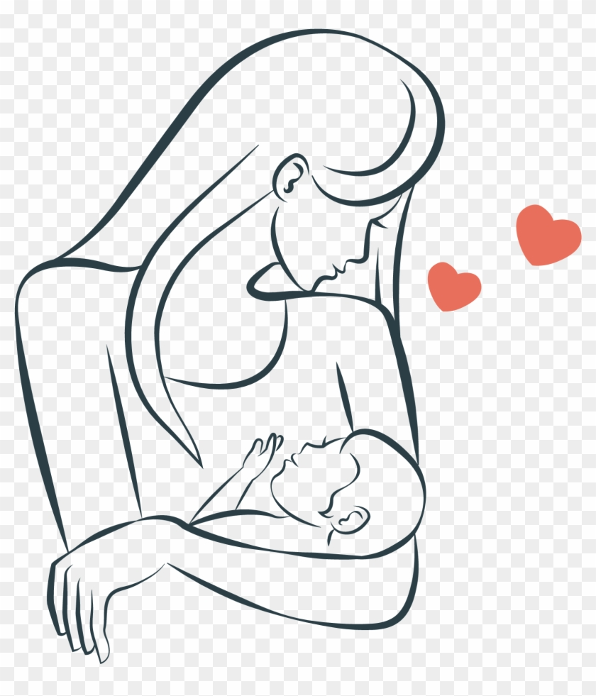 Mother Clip Art - Mother Clip Art #93146