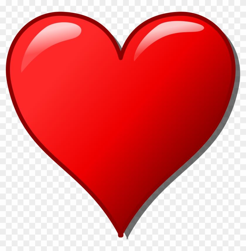 Big Image - Heart Clipart #93160