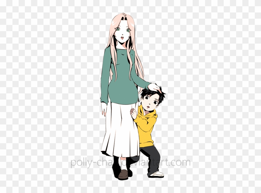 Sakura With Child 2 By Polly-chan - Anime #93290