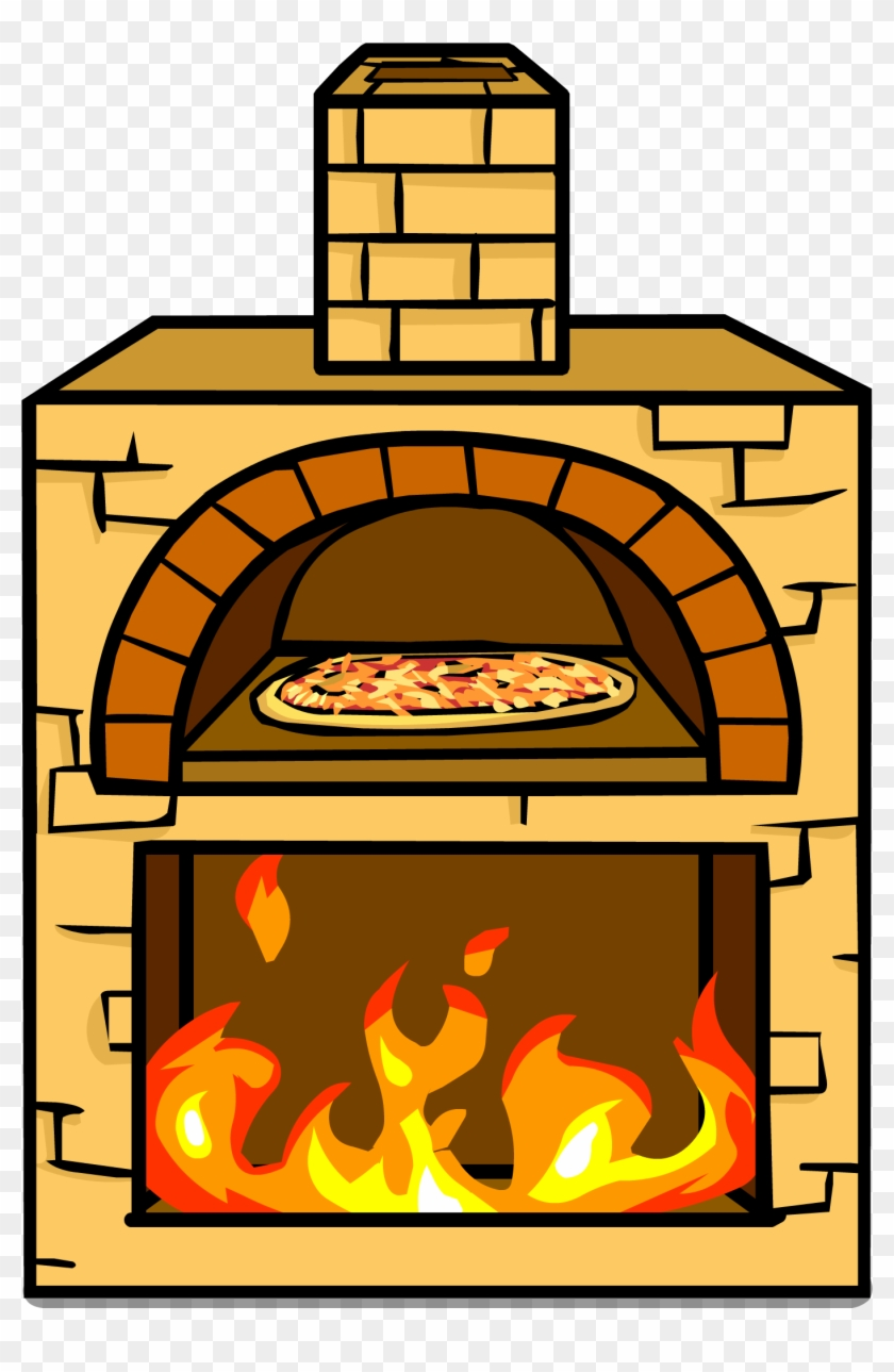 Image - Pizza Oven Png #93315