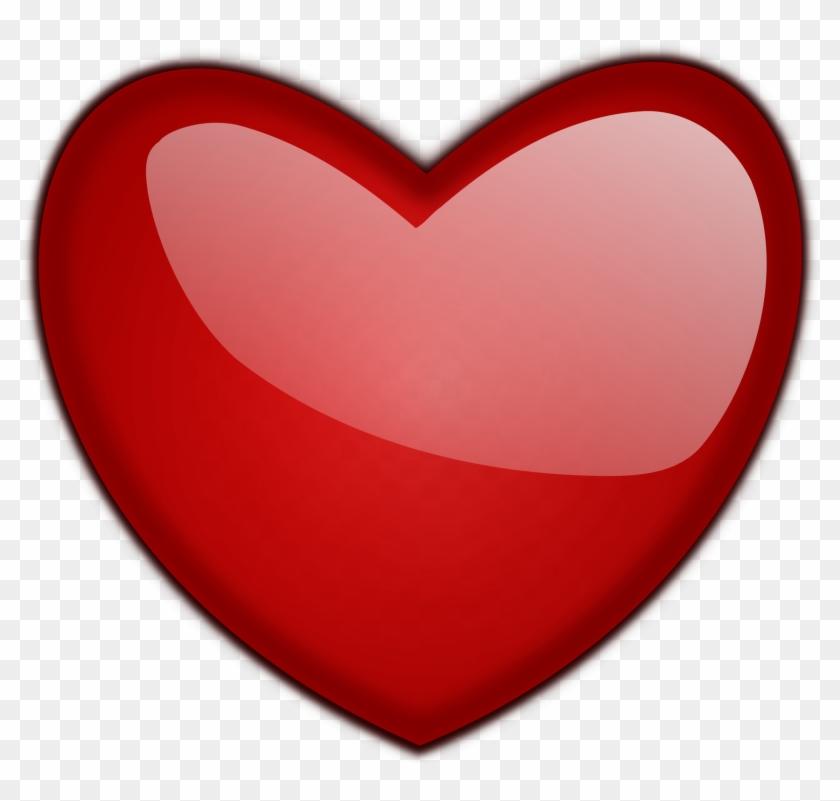 Heart 1 - Glossy Heart #93371