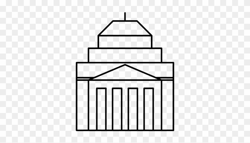 Shrine Of Remembrance Vector - Shrine Of Remembrance Logo #93433