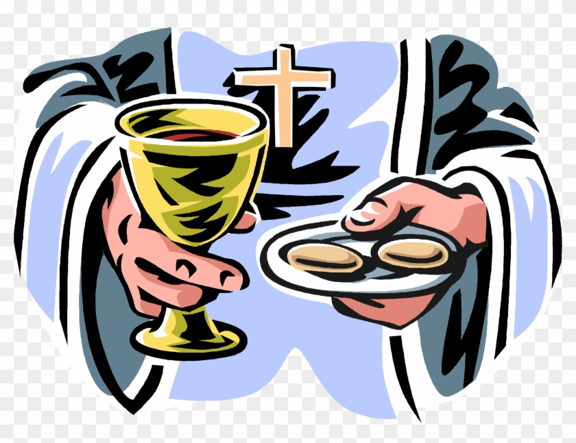 In Remembrance Cliparts - Serve Communion Clip Art #93454
