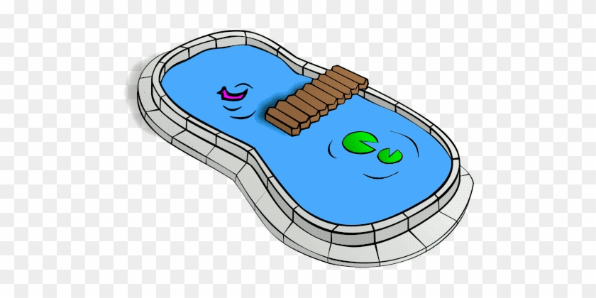 Free Swimming Clipart - Swimming Pool Clipart #93528