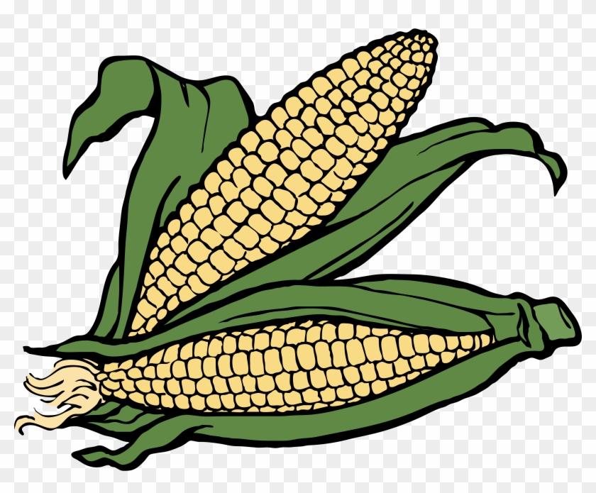 Corn Clipart - Corn Clip Art #93626