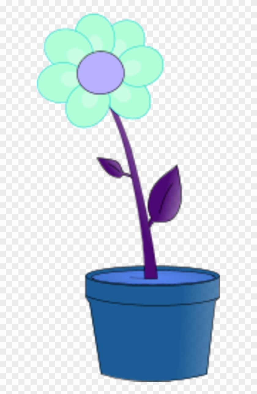 Clip Arts Related To - Flowerpot #93670