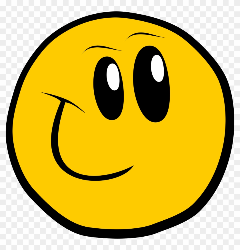 Clipart - Moving Pictures Of Smiles #93691