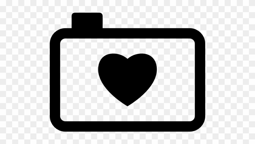 Size - Camera Love Photography Icon #93733