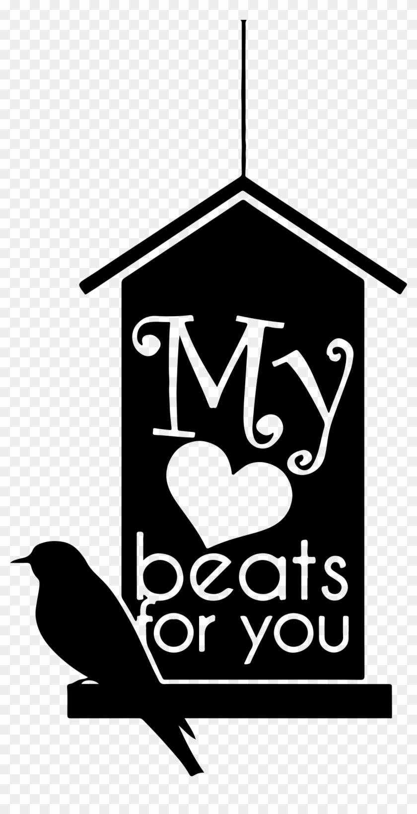 Big Image - My Heard Beats For You #93736