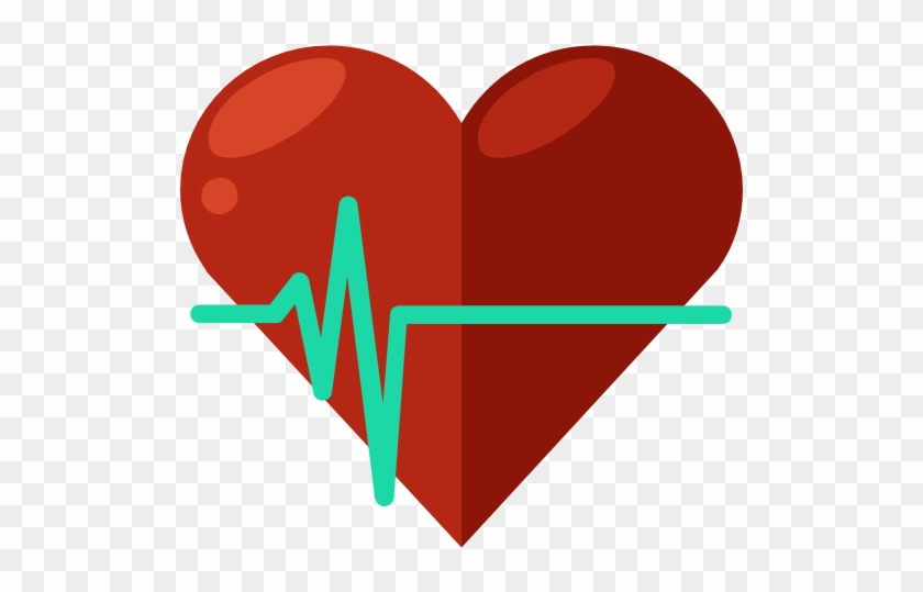 Size - Heart Rate Icon Png #93738