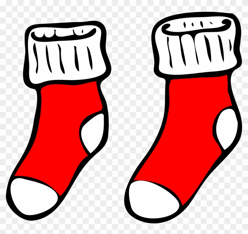 Socks Clipart - Socks Clip Art #93743